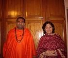 Bala Kirshan with Satya Kalra