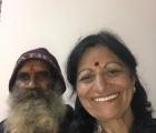 Satya Kalra at Prayagraj Kumbh