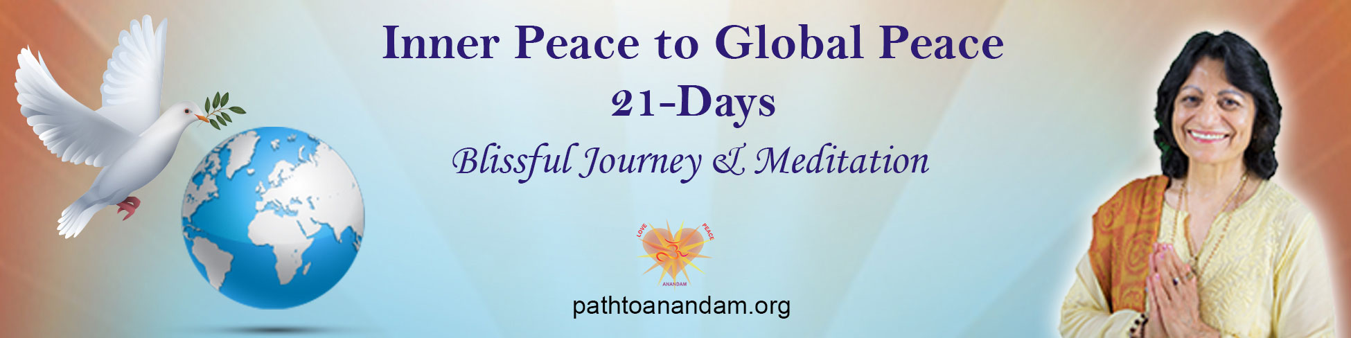 Inner Peace to Global Peace
